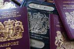 """La Brexit inizia a diventare realtà: dai passaporti sparisce la scritta """"European Union"""""""