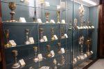 Calici, ostensori, reliquari: la mostra nella chiesa Madre di Petralia Soprana