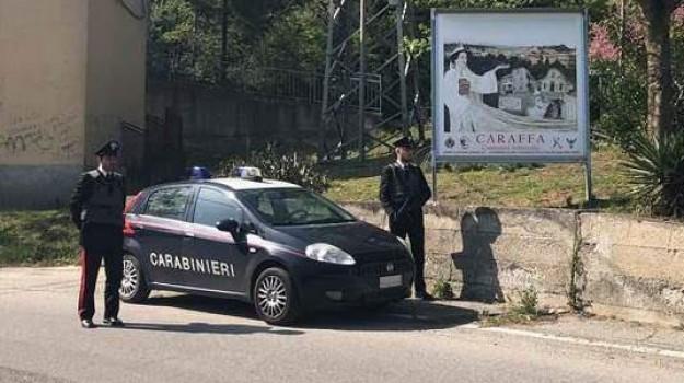 arresto, domiciliari, girifalco, Catanzaro, Calabria, Cronaca