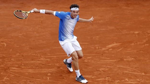 atp monte carlo, tennis, Lorenzo Sonego, Marco Cecchinato, Sicilia, Sport