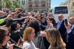 Consiglio dei ministri a Reggio, via libera all'unanimità al decreto sanità per la Calabria