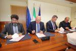 Convenzione attuativa tra Calabria, Vibo e Anas