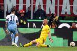 Un gol di Correa stende il Milan, Lazio in finale di Coppa Italia