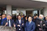 """Toninelli: """"Il Consiglio dei ministri si terrà a Gioia Tauro"""""""