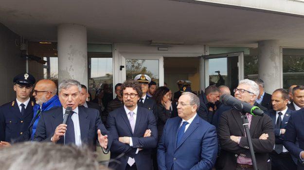 consiglio ministri, decreto calabria, gioia tauro, Danilo Toninelli, Reggio, Calabria, Politica