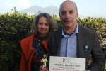 Monterosso Calabro, lo scrittore Pujia premiato a Napoli
