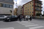 Donna investita mentre attraversa la strada a Lamezia, ferita