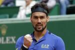 Fognini trionfa a Monte Carlo ed entra nella storia: è il primo italiano a vincere un Masters 1000