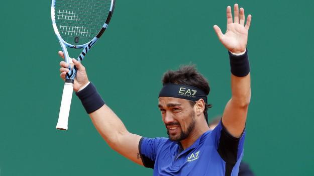atp monte carlo, tennis, Fabio Fognini, Rafael Nadal, Sicilia, Sport