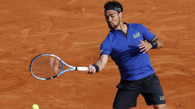 atp monte carlo, tennis, Fabio Fognini, Lorenzo Sonego, Marco Cecchinato, Sicilia, Sport