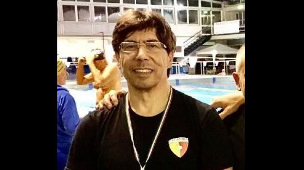 Calabria swim race, iron master, nuoto, Francesco Giampà, Catanzaro, Calabria, Sport