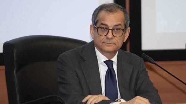 def, flat tax, manovra, Giovanni Tria, Sicilia, Economia