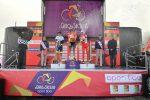 Ciclismo: McNulty vince il Giro di Sicilia, a Martin l'ultima tappa