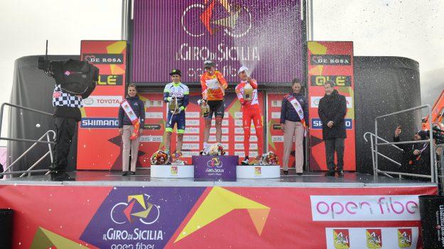 Giro di Sicilia, Brandon McNulty, Sicilia, Sport