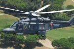 Colpito da un malore a Lipari, 56enne trasportato a Messina con un elicottero militare