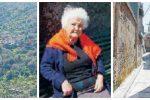 Concettina Segno, nata a Locadi e alcune foto del luogo