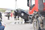 Incidente mortale a Germaneto