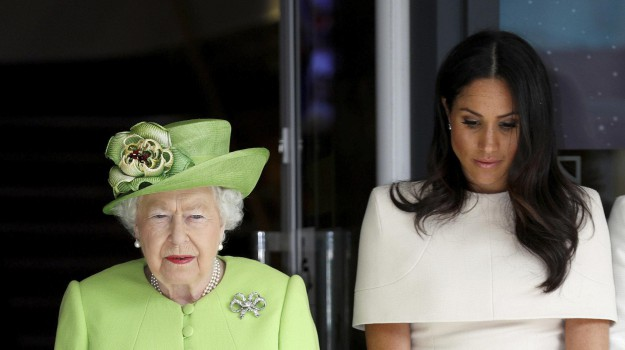 gran bretagna, royal family, Meghan Markle, Regina Elisabetta, Sicilia, Mondo