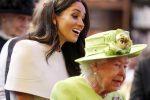 """Dalla Regina """"sì"""" alla nuova vita di Harry e Meghan"""