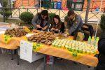 Sapori del Mediterraneo protagonisti a Castelvetrano: le foto del mercato Coldiretti
