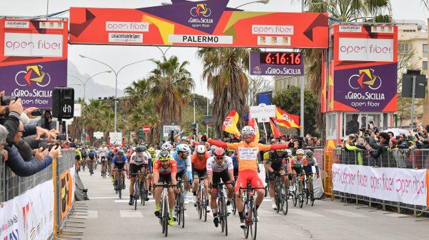 Giro di Sicilia, Sicilia, Sport