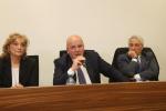 Maria Francesca Corigliano, Mario Oliverio e Domenico Schiava