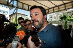"""Amministrative, Salvini: """"Grazie ai siciliani, c'è voglia di cambiamento"""""""