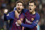 Champions League, un Messi marziano travolge lo United: Barcellona in semifinale