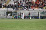 Lo 0-1 di Ficarrotta (foto Rocco Papandrea)