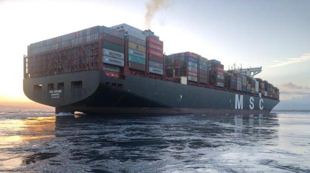 analisi batimetrica, fondali, mega portacontainer, porto di gioia tauro, andrea agostinelli, Reggio, Calabria, Economia