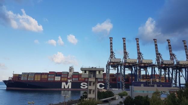 Medcenter Container Terminal, porto gioia tauro, Antonio Testi, Reggio, Calabria, Economia