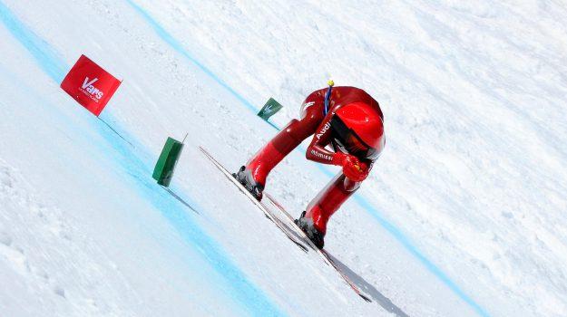 Andorra, sci, velocità, Simone Origone, Sicilia, Sport
