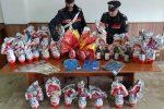 Prodotti sequestrati dai carabinieri