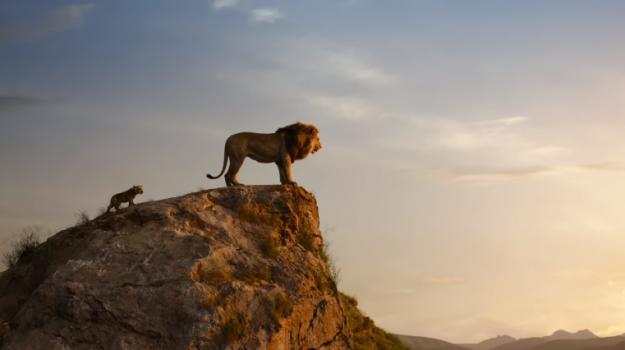 Film completo del re leone in italiano yamla pagla deewana