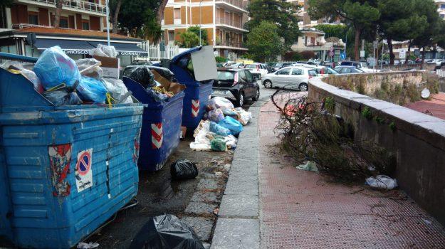 messinaservizi, raccolta rifiuti Messina, Messina, Sicilia, Cronaca