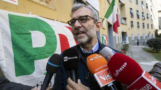 dimissioni Lotti, pd, Mario Oliverio, roberto giachetti, Calabria, Politica