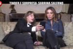 Le Iene, la sexy Sabrina Salerno protagonista di uno scherzo: il video