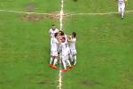 Messina-Nocerina 2-1: gli highlights e il gol di Ferrante dalla propria metà campo
