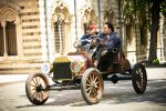 Auto d'epoca in passerella da Messina a Taormina, le foto della sfilata