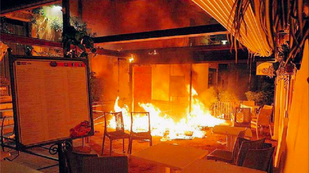 condanna, incendio, Shelter, taormina, Davide Bonanno, Messina, Sicilia, Cronaca