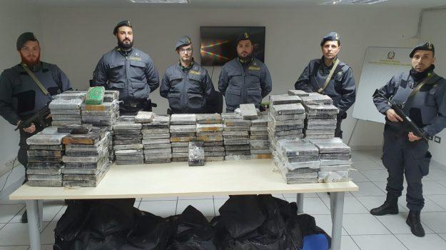 agenzia delle dogane, porto gioia tauro, sequestro cocaina, Reggio, Calabria, Cronaca