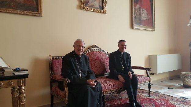 arcivescovo messina, monsignor accolla, Messina, Sicilia, Cronaca