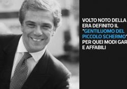Addio a Cesare Cadeo, il gentiluomo della tv La sua carriera da conduttore, poi la parentesi politica. Aveva 72 anni - Corriere Tv