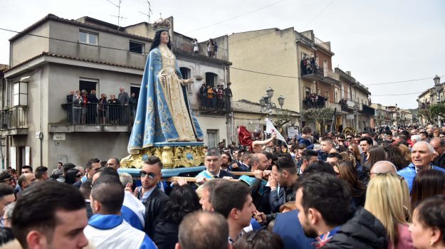 affruntata, pasqua, sant'onofrio, Catanzaro, Calabria, Cronaca