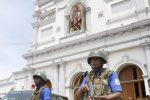 Attacchi esplosivi nello Sri Lanka, 40 persone arrestate