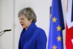 Brexit, la May frena sulla data della legge attuativa
