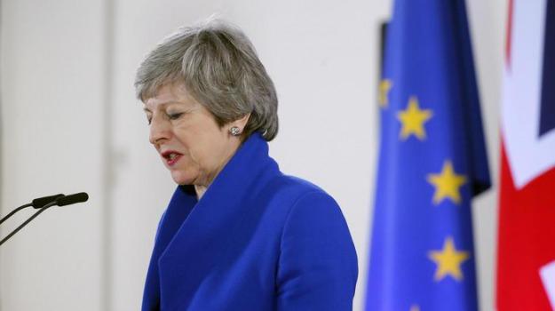 brexit, gran bretagna, unione europea, Iain Duncan Smith, Theresa May, Sicilia, Mondo