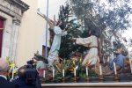 La processione delle barette a Messina, il video del corteo con migliaia di fedeli al seguito