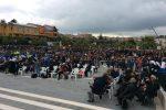 Il giorno di Natuzza Evolo, una folla immensa di fedeli per la mistica di Paravati - Foto