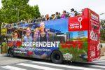 Rilancio del turismo, in tour con bus cabriolet fra Motta, Francavilla e Castiglione